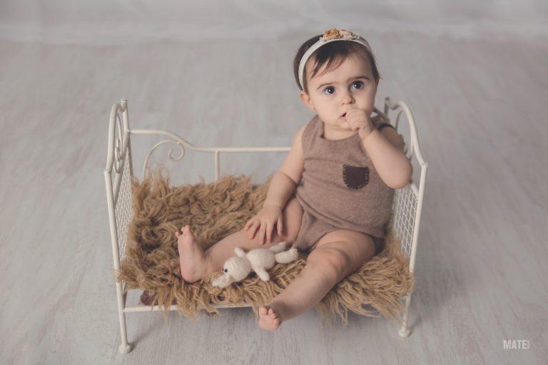reporatje de fotos bebe en lugo