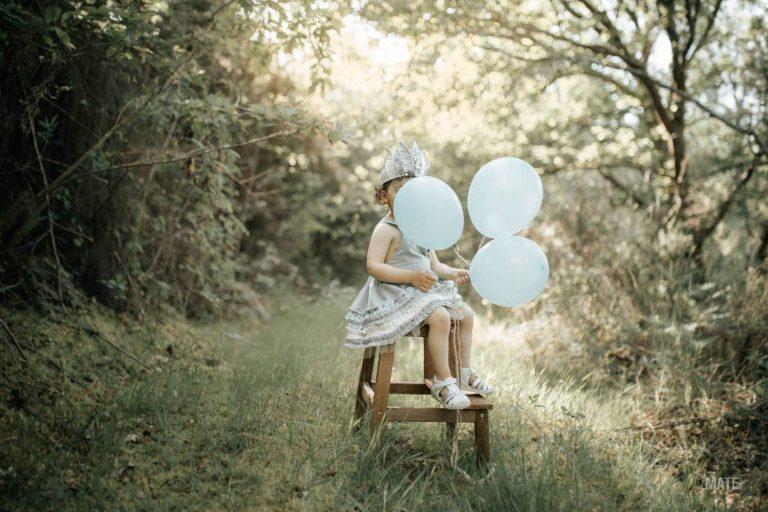 sesion de fotos infantiles en la naturaleza lugo