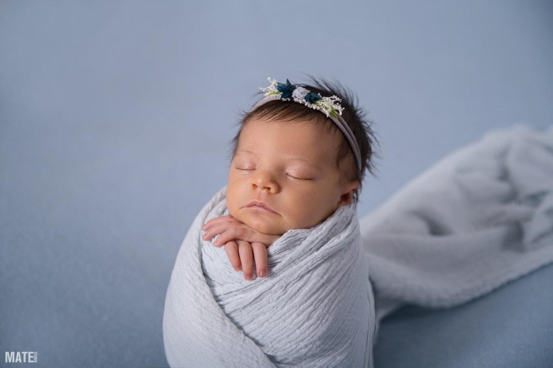 Sesion newborn mate estudio