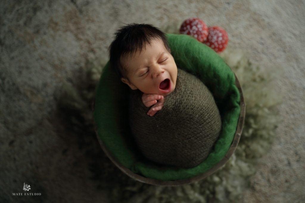 Sesión de newborn en Lugo
