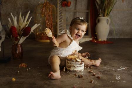 Sesion cake smash Lugo