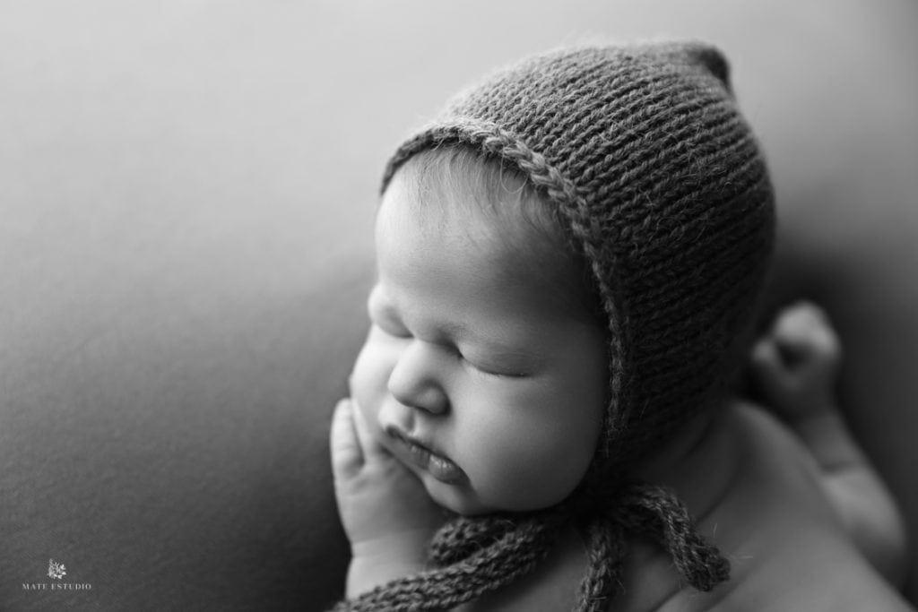 Fotografía de recien nacido responsable